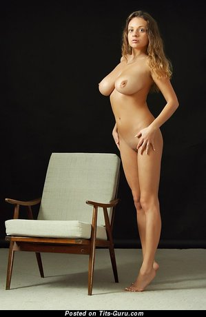 Image. Naked amazing female with big boob picture