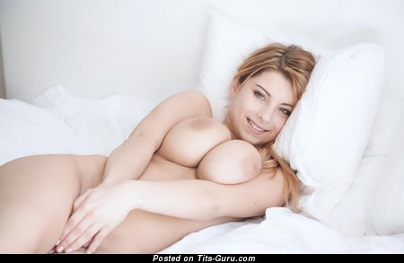 Image. Naked amazing girl with big natural tittes pic