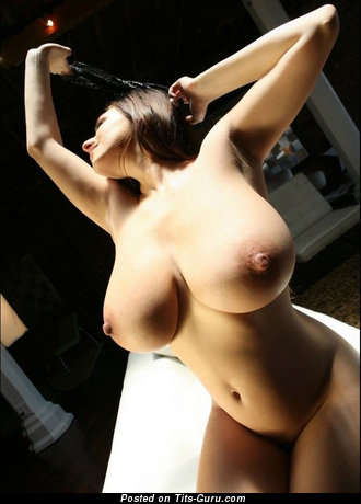 Image. Nude amazing lady with big breast picture