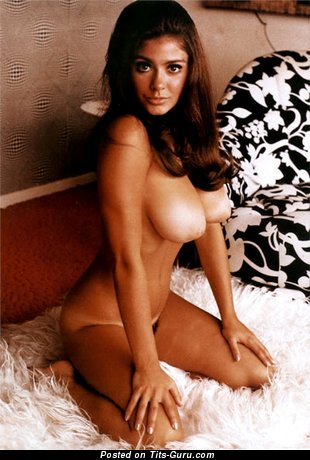 Cynthia Myers - Good-Looking American Playboy Doxy with Good-Looking Open Natural G Size Boobs (Xxx Photo)
