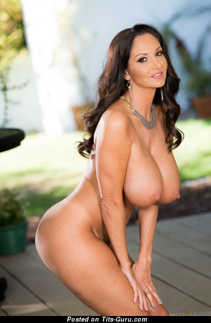 Ava Addams - naked awesome girl with big breast picture