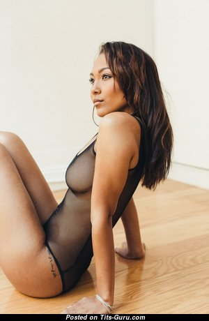 Parker McKenna Posey - Lovely Non-Nude & Glamour Brunette Actress & Babe with Lovely Natural D Size Tittys, Sexy Legs & Tattoo in Lingerie (Hd Sexual Pix)