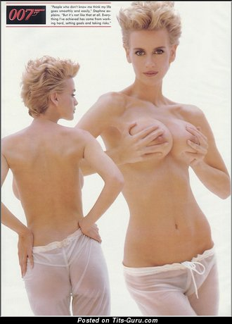 Daphne Deckers - Graceful Dutch Blonde with Awesome Naked Real Soft Tits (Hd Xxx Photo)