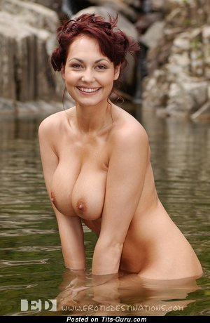 Image. Mariann - naked awesome woman with big natural boob picture