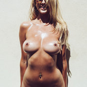 Abbey Barnsley - awesome woman with big tits photo