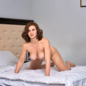 Aphrodita - wonderful woman with big natural breast image