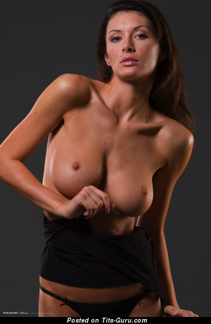 Image. Orsi Kocsis - wonderful lady with big natural boobies photo