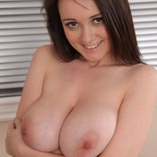 Clair Meek - hot female with huge boobs photo