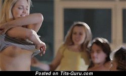 Image. Nude nice woman with medium tits gif