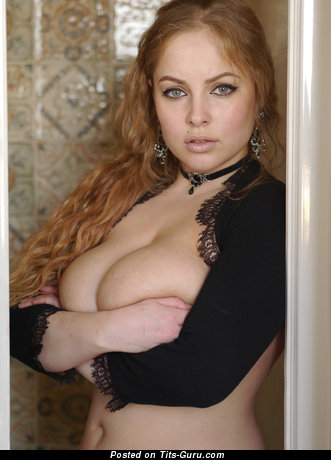 Erkos - Lovely Ukrainian Doxy with Lovely Exposed Real Ddd Size Busts (18+ Image)