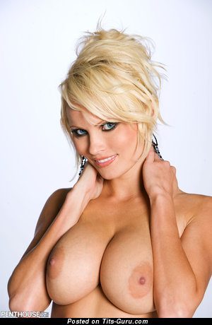 Image. Hanna Hilton - beautiful female with big natural breast photo