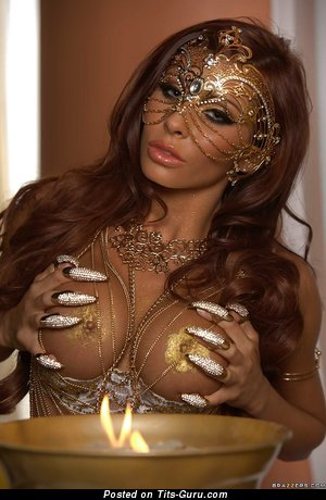 Image. Madison Ivy - nude nice woman with medium breast picture