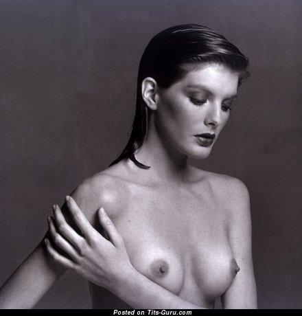 Nude pics of rene ruosso
