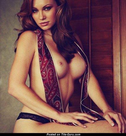 Image. Nice girl with medium boobies pic