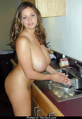 Image. Nude nice lady with huge natural tittys pic