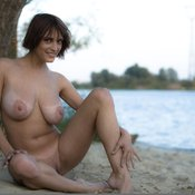 Veralin Domai - awesome girl with big natural boobies picture