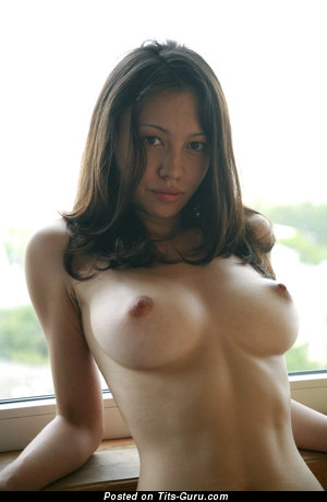 Image. Nice female with big natural breast photo