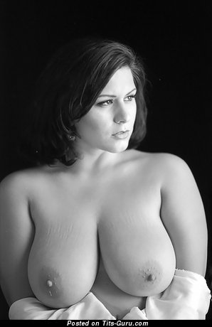Image. Amazing woman with huge natural tits picture
