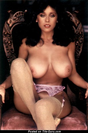Patricia Farinelli - Fascinating American Playboy Actress with Fascinating Naked Natural H Size Titty (Xxx Photo)