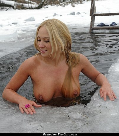 Oksana - Cute Miss with Cute Bare Natural D Size Tittys (Sex Photo)