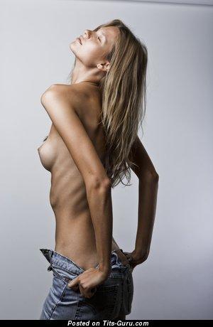 Mariina Keskitalo - Cute Nude Actress (4k Porn Image)
