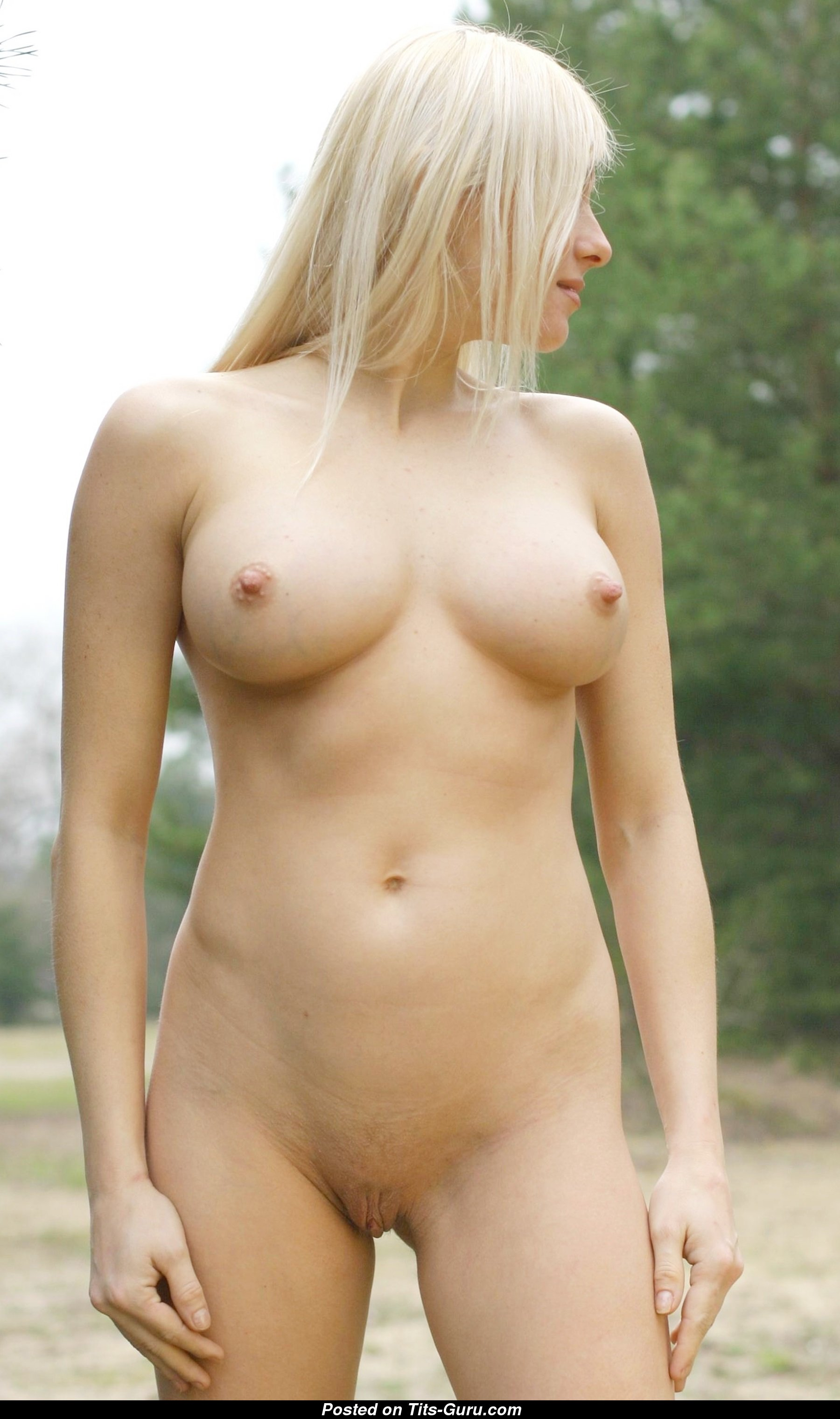Yanina Candis - Miss with Bare Natural Average Tittes Xxx ...