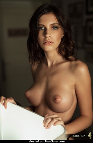 Christonia - Adorable Babe with Adorable Bare Tight Breasts (Hd Xxx Foto)