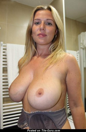 Image. Beautiful female with big natural tittes pic