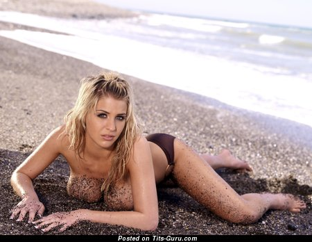 Gemma Atkinson - Hot Unclothed British Blonde Actress (Hd Sex Foto)