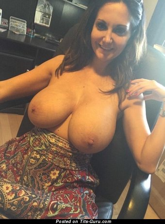 Ava Addams - Alluring French, American Brunette Babe with Alluring Naked Big Sized Jugs (Hd Xxx Photoshoot)