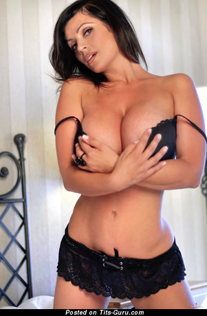 Image. Denise Milani - amazing lady with natural tittes photo