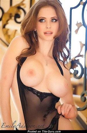 Image. Emily Addison - naked nice woman with big tots pic