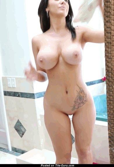 Image. Nude hot lady with big boobies gif