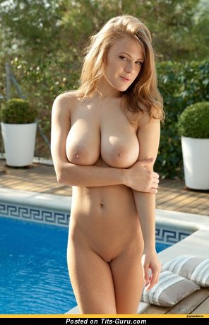 Image. Nude wonderful woman with big breast image