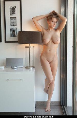 Viola Bailey - Elegant Latvian Pornstar with Elegant Defenseless Real Medium Jugs & Big Nipples (18+ Wallpaper)