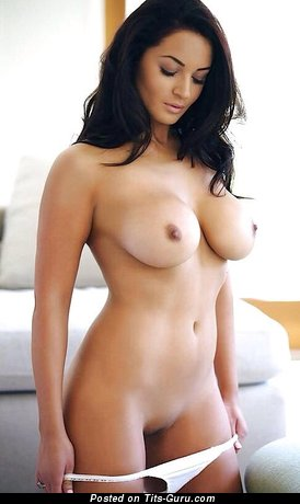 Image. Wonderful woman with big natural tittes image