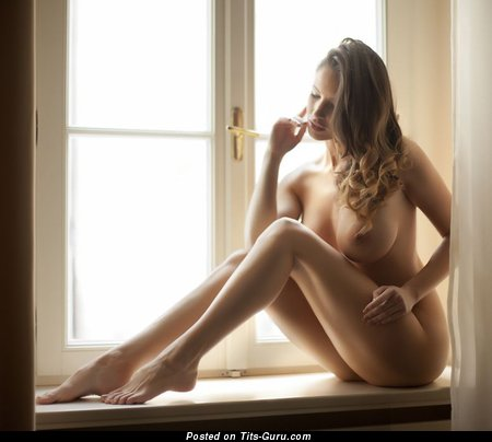 Image. Nude nice girl photo