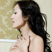 Sian A - sexy brunette with big tittes image