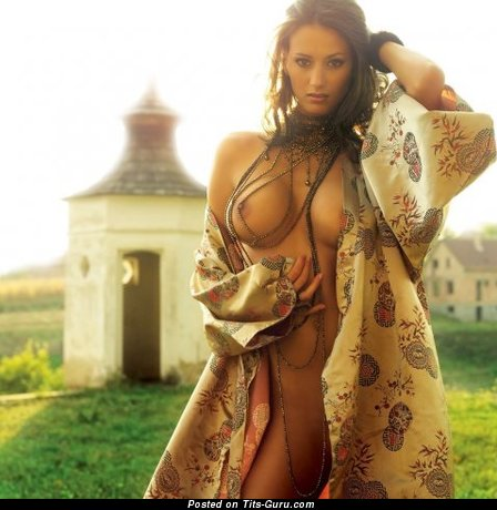 Image. Nude nice lady with big tittes image