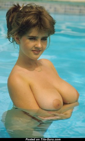 Gail Mckenna - Splendid British Brunette with The Nicest Defenseless Real Mid Size Chest (Vintage Hd Sex Pix)