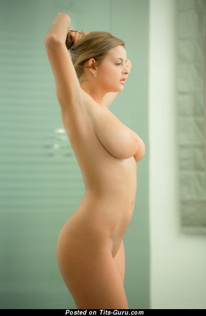 Image. Candy Alexa - naked beautiful lady with big natural tittes picture