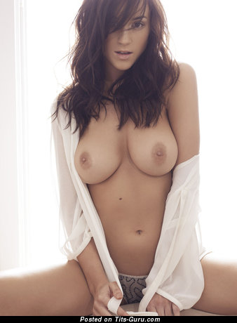 Image. Rosie Jones - nude red hair with big natural tits picture