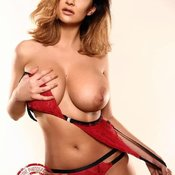 Ellis Attard - hot lady with big tits photo