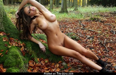 Image. Nude wonderful woman with big tits image