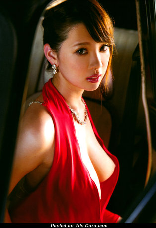 Image. Shion Utsunomiya - naked asian with big natural tittes image