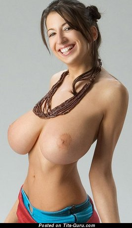 Image. Naked beautiful female with big tittys picture