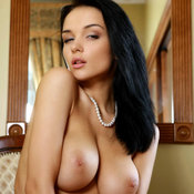 Jenya D - awesome woman with big tittes photo