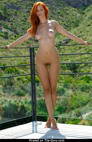 Image. Ariel - nude nice woman with medium boobies photo
