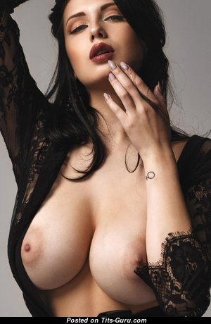 Magnificent Babe with Magnificent Exposed Real Mid Size Melons (Hd Sexual Photoshoot)