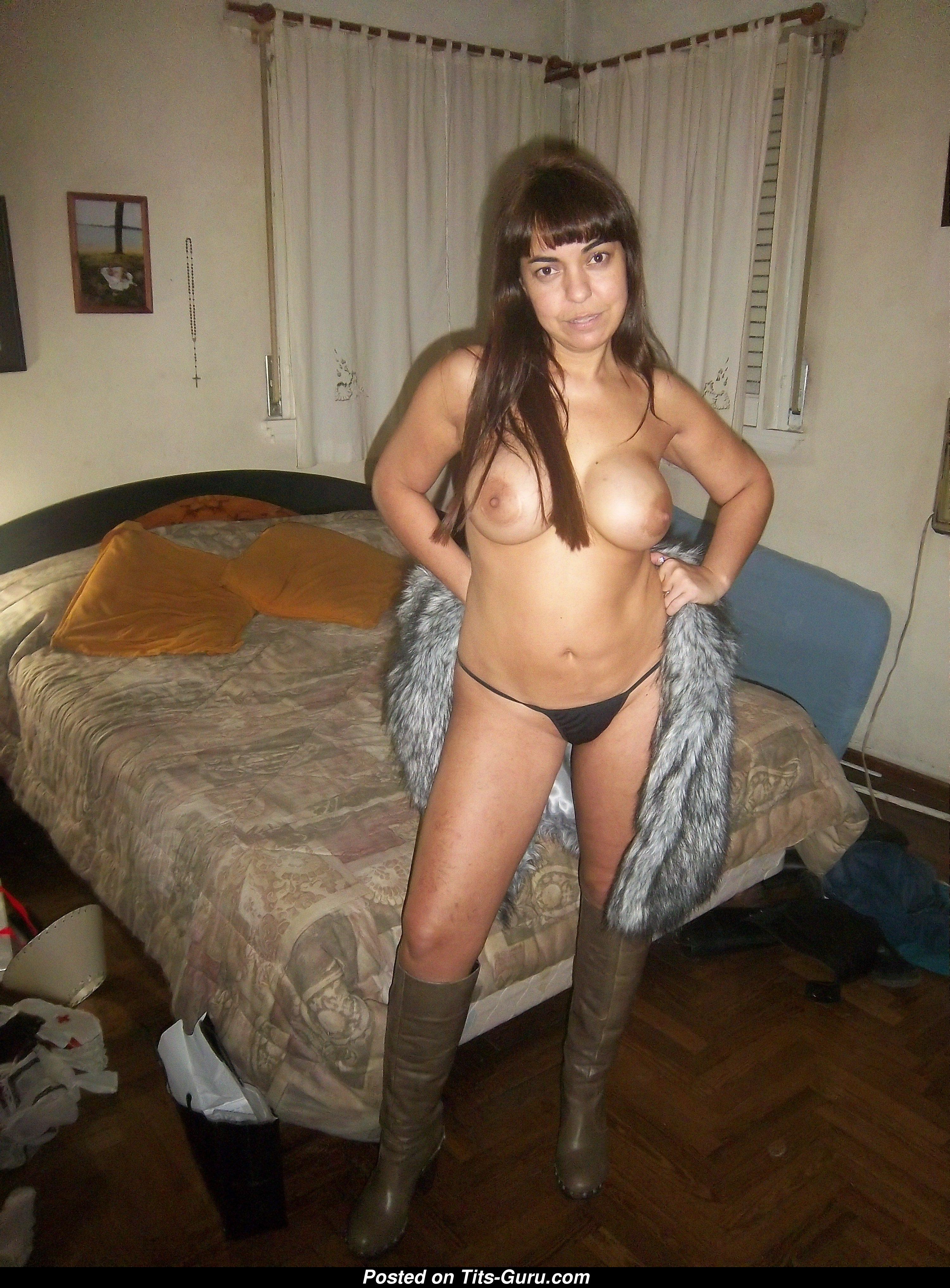 Latina with big breast